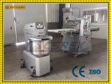 panadería del peso de la harina de 25kg 50kg 75kg 100kg que amasa el mezclador de pasta doble de los motores