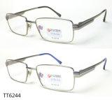 Frame ótico Titanium de vidros de leitura para os homens (TT 6244)