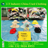 Sommer-Hut-Gebraucht-Kleidung, die sehr gutes verkauft