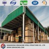 Пакгауз земледелия стальной структуры для хранения зерна