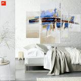 Impressionismus-abstraktes Ölgemälde stellte für Haus ein