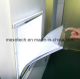 [لد] [ليغت بوإكس] مغنطيسيّة [ليغتبوإكس] نحيلة مع أكريليكيّ صورة إطار