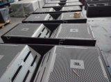 シラカバの合板のキャビネットが付いている段階のためのJbl様式ラインアレイ専門の拡声器