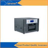 Impresora textil automática multicolor camiseta maquinaria de impresión