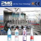 Máquina de rellenar en botella plástico automático del agua potable