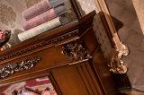 Cheminée électrique d'hôtel de chaufferette en bois européenne de meubles avec le certificat de la CE (328S)