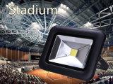 屋外の洪水ライト競技場のスポーツ裁判所フィールド駐車場100W LEDの洪水ライト