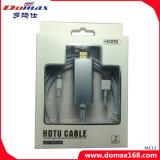 Accessoires de téléphone mobile chargeant le câble pour l'iPhone