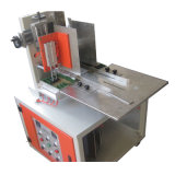 Máquina de papel de la fabricación de cajas para el pegamento caliente del derretimiento
