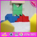 子供のための2017の卸し売り木のブロックは、子供、子供W13e070のためのおかしい木のブロックのための木のブロックを作る