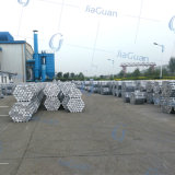 Uitgedreven 6061 6063 T5 T6 Staven van het Lassen van het Aluminium van Durafix van de Staaf van het Aluminium