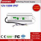 Constante Voltage 12V 150W LED Waterproof Switching Power Supply IP67