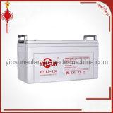 Bonne batterie grise rechargeable de la qualité 12V 120ah
