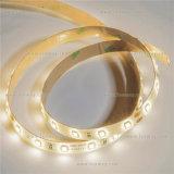 Indicatore luminoso di striscia di SMD2835 LED con alto luminoso ed UL certificata