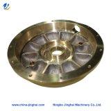 Kundenspezifischer kupferner Pumpenkörper CNC-Maching
