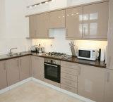 現代簡単なカスタマイズされた台所はラッカー台所を設計する