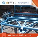 Máquina de tecelagem frisada pesada 2-6mm do engranzamento de fio