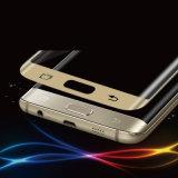 中国の工場S7端のためのスマートな電話3D完全なカバー曲げられた緩和されたガラススクリーンの保護装置