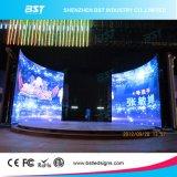 Stadiums-Konzert-Erscheinen P4.81 Miet-LED-Bildschirmanzeige-Panel mit 1/16 Scan, der Modus fährt