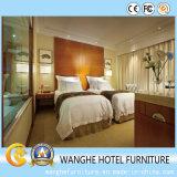 mobília de cinco estrelas do quarto de Hilton Hotel