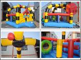 Hübscher Entwurfs-nach Maß gefrorene Prinzessin Theme Inflatable Jumping Bouncer (T1-250)