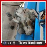 Hoja de acero trapezoidal de la azotea del perfil que rueda la máquina 860 de la formación en frío