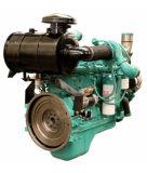 Motor diesel marina 6CTA8.3-M205 de la serie C de Cummins