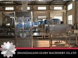 자동적인 선 구르 Fed 최신 용해 Glue/OPP BOPP 레테르를 붙이는 기계
