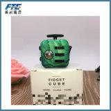 Cubos antis de la persona agitada del hilandero de la tensión del cubo del juguete de la persona agitada