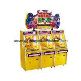 Lo spingitoio dell'interno della moneta di divertimento lavora la macchina alla macchina di moneta di Salearcade