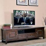 Module moderne de stand en bois TV de modèle simple (GSP15-006)