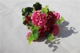 結婚式の装飾のための安い絹の人工的なアジサイの花