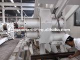 Aplicación de lanzamiento del tipo libre solo pescante del brazo del Luffing de la gravedad del bote salvavidas de la caída del barco de la matanza del brazo del pescante con los certificados de CCS