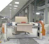 El papel hizo frente a la cadena de producción de la tarjeta de yeso