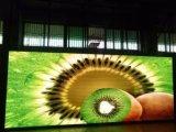 Alta visualización de pared video clara del alto pixel de la definición P1.9 pequeño
