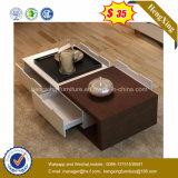 $35 de moderne Houten Kleine Koffietafel van het Bureau (hx-CT0018)