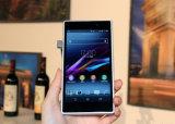 Androide abierto fábrica original de Z1 L39h 5.0 teléfono móvil elegante de la venta al por mayor 2GB de la base de Qude de la pulgada