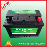 Gedichtete Autobatterie 56618-DIN66mf der Mf-Batterie-12V66ah