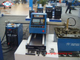 Máquina portátil do cortador da flama do CNC da máquina de estaca do CNC da besta com plasma