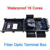 IP65は16のコアFdbの繊維光学の終了ボックスを防水する