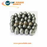 Кнопки карбида сопротивления износа сферически