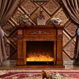 Cheminée électrique européenne de meubles à la maison avec le certificat de la CE (334)