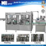 Enchimento de lavagem tampando 3 em 1 máquina de enchimento da água