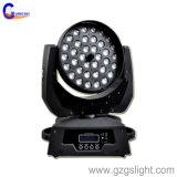 Éclairage principal mobile de décoration d'usager de lavage de zoom d'éclairage LED de bonne qualité