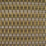 金属の布のカーテンの装飾的な金網
