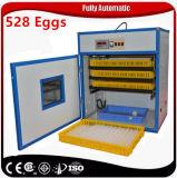 Incubateur industriel complètement automatique d'oeufs d'incubateur le petit à vendre