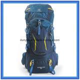 Zaino caldo di alpinismo di grande capienza di vendita 70L, zaino d'escursione esterno, zaino di campeggio rampicante di abitudine multifunzionale