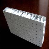 솔질하고 양극 처리된 알루미늄 벌집 위원회 건축 (HR228)