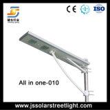 30W integrierte alle in einem LED-Solarstraßenlaternemit hohem Lumen