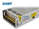 Nuova alimentazione elettrica industriale di modo dell'interruttore dell'alimentazione elettrica di commutazione 360W di Suoer 2015 30A (SPD-P360)